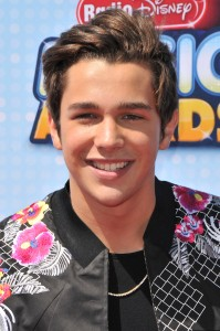 Austin Mahone at the 2014 Radio Disney Music Awards held at the Nokia Theatre L.A. Live in Los Angeles, CA. The event took place on Saturday, April 26, 2014. Photo by PRPP_PRPP.