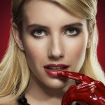 Emma Roberts as Chanel Oberlin in SCREAM QUEENS. ©2015 Fox Broadcasting Co. Cr: Jill Greenberg/FOX.