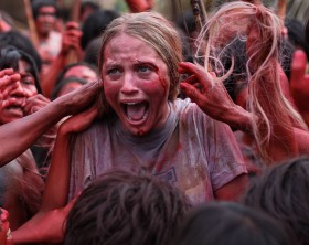 Ignacia Allamand in THE GREEN INFERNO. ©Blumhouse Tilt. CR: Eduardo Moreno.