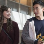 (Left to Right) Hailee Steinfeld and Hayden Szeto in THE EDGE OF SEVENTEEN. ©STX Productions. CR: Murray Close.